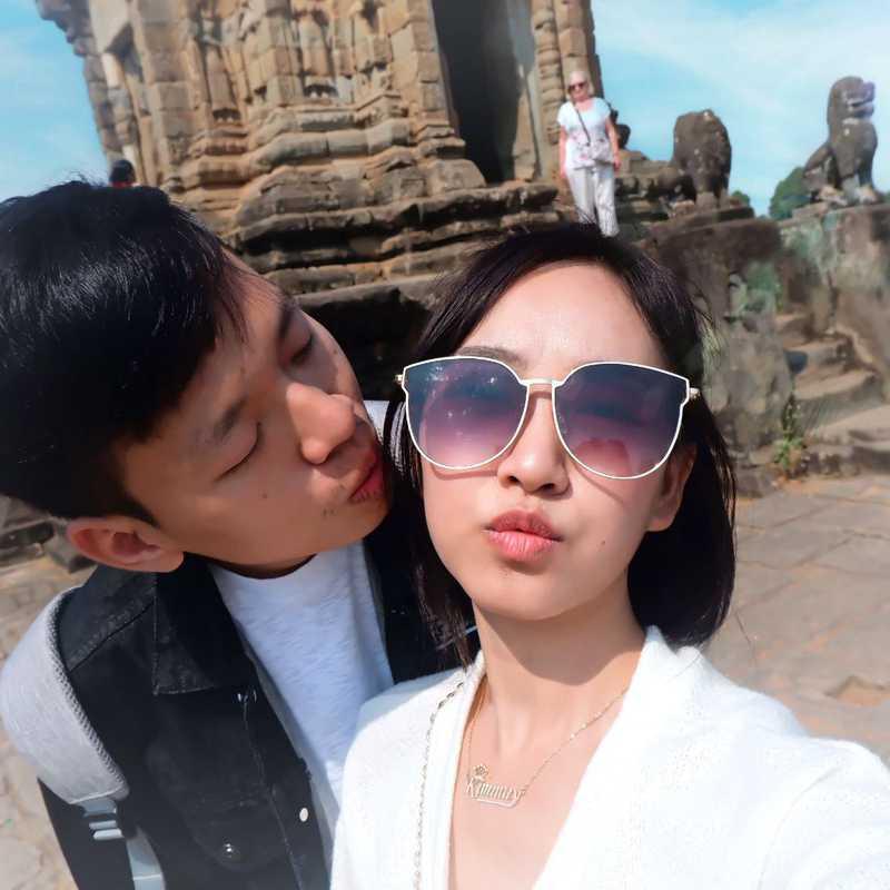 Bakong Temples