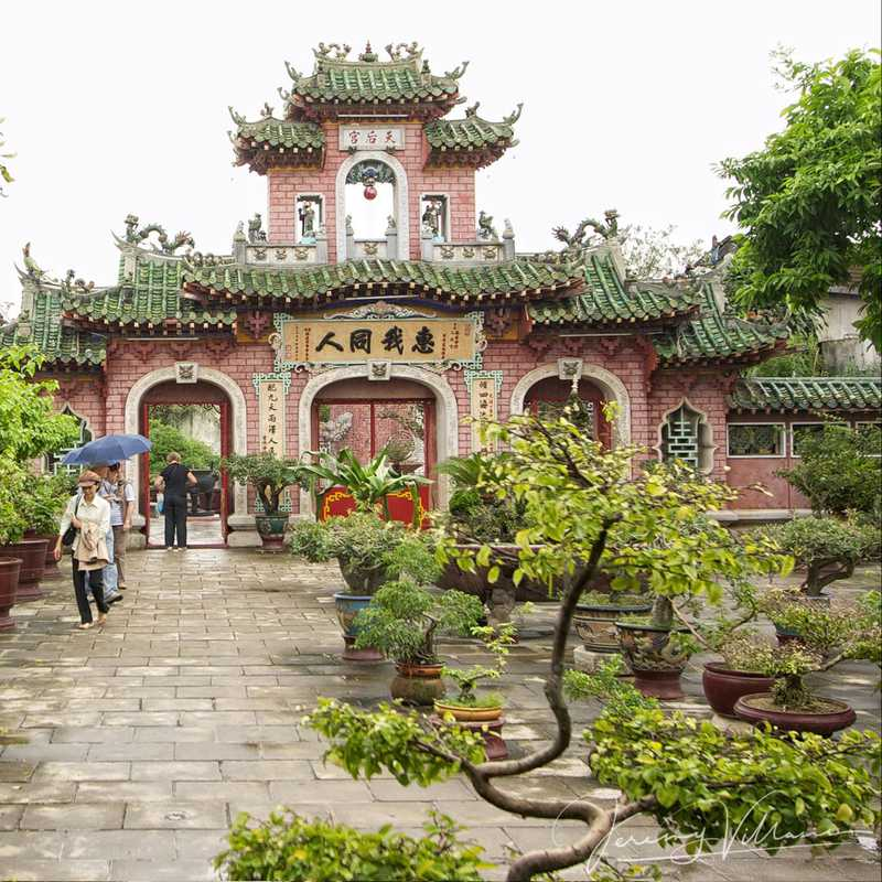 Assembly Hall Of Fujian Chinese