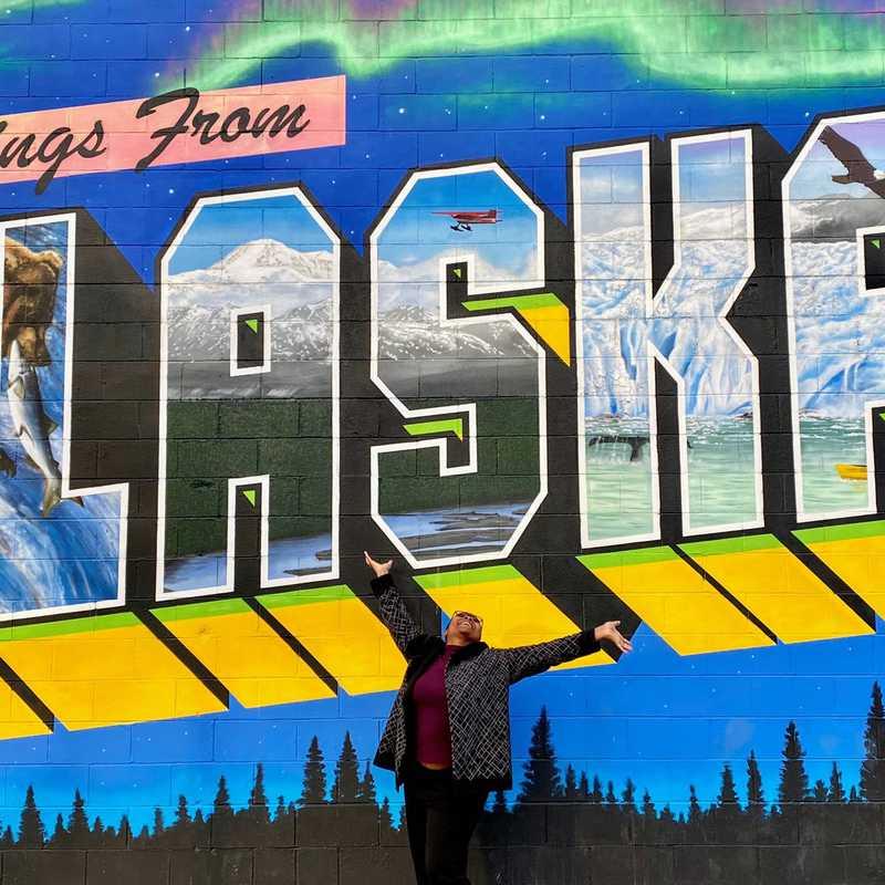 Trip Blog Post by @melanye.coleman: Girdwood, Alaska | 5 days in Jul (itinerary, map & gallery)