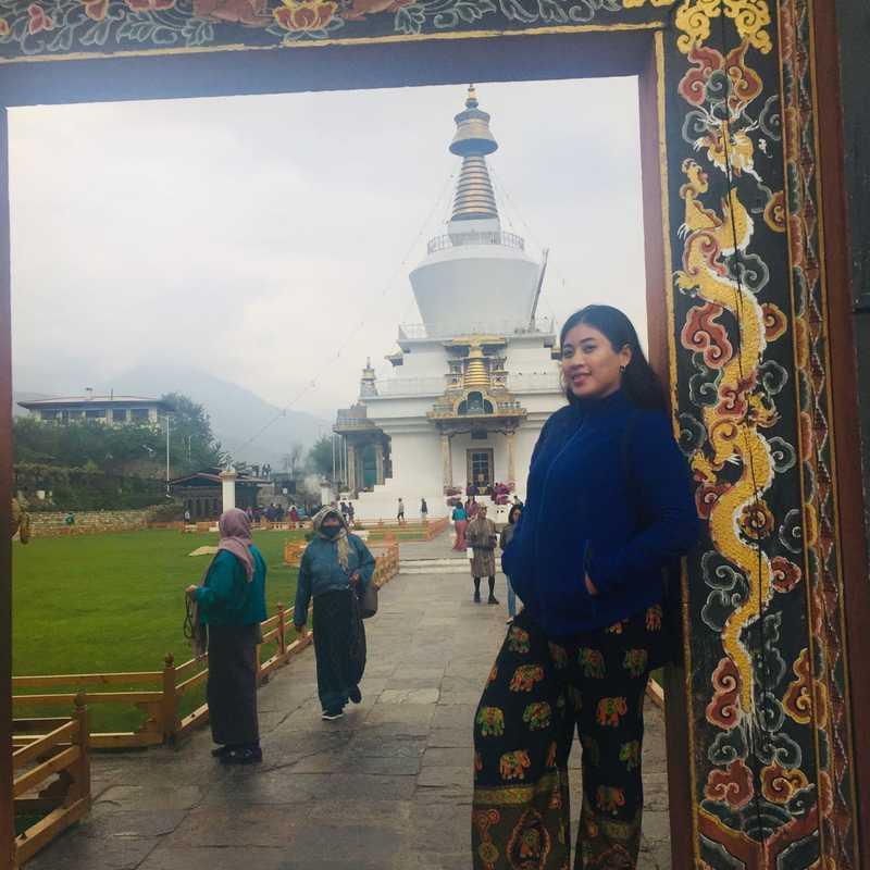 National Memorial Chhorten, Thimphu