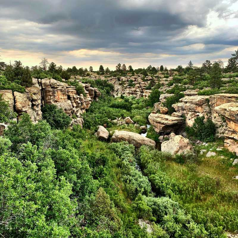 Trip Blog Post by @sarah_c: Franktown & Castlewood Canyon SP 2020 | 1 day in Jul (itinerary, map & gallery)