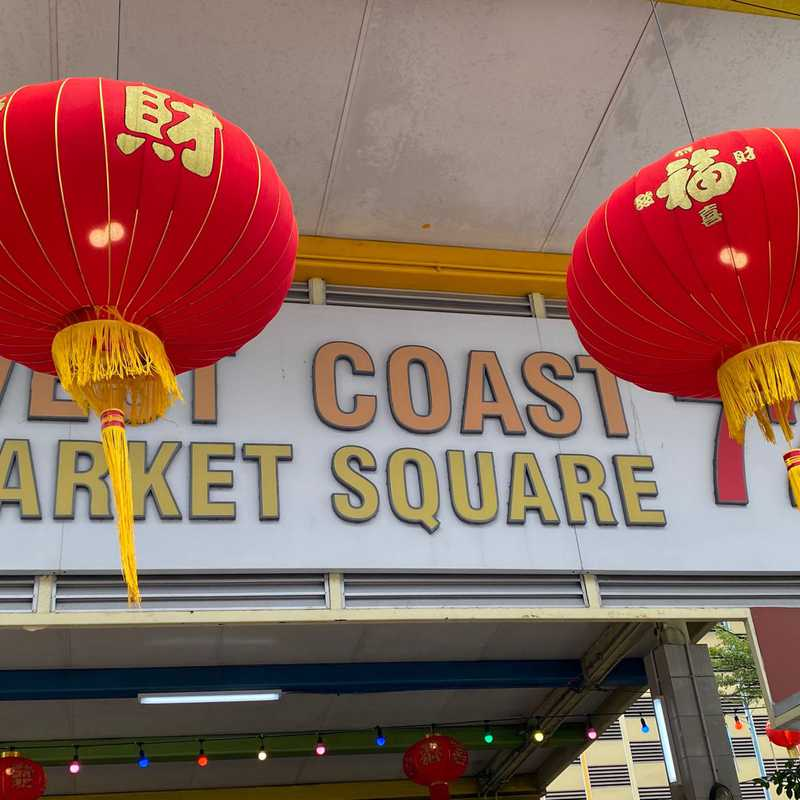 West Coast Market Square
