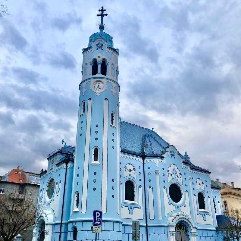 Kostol svätej Alžbety