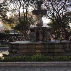 Central Park Antigua Guatemala