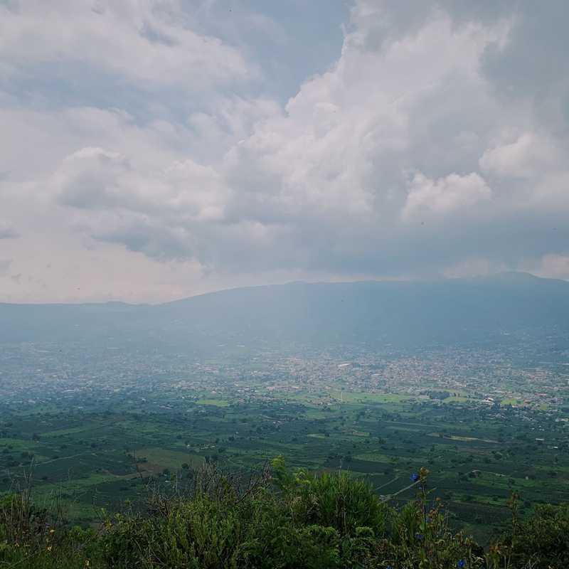 Volcán Teuhtli