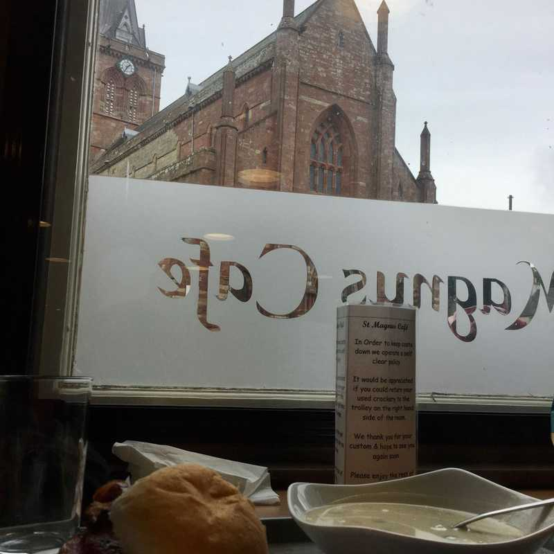 St Magnus community cafe