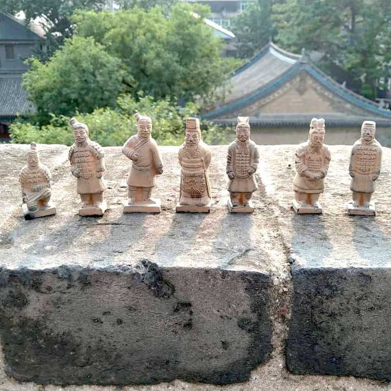 Xi'an Terracotta Warriors and Horses of Qin Culture