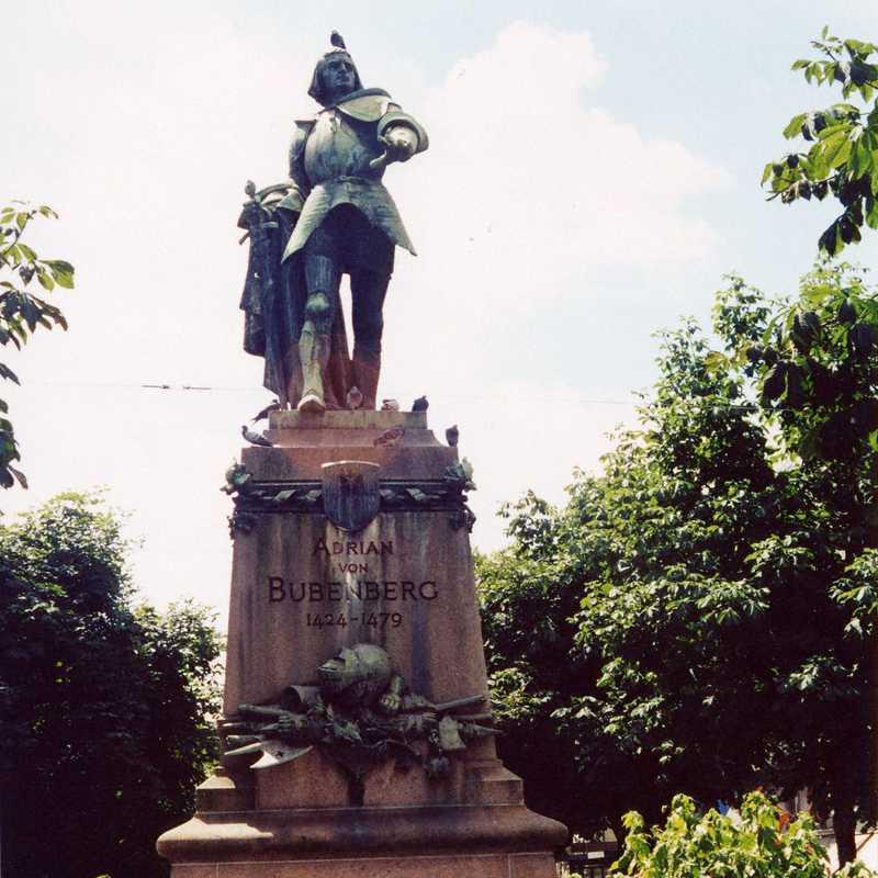 Adrian Von Bubenberg Denkmal