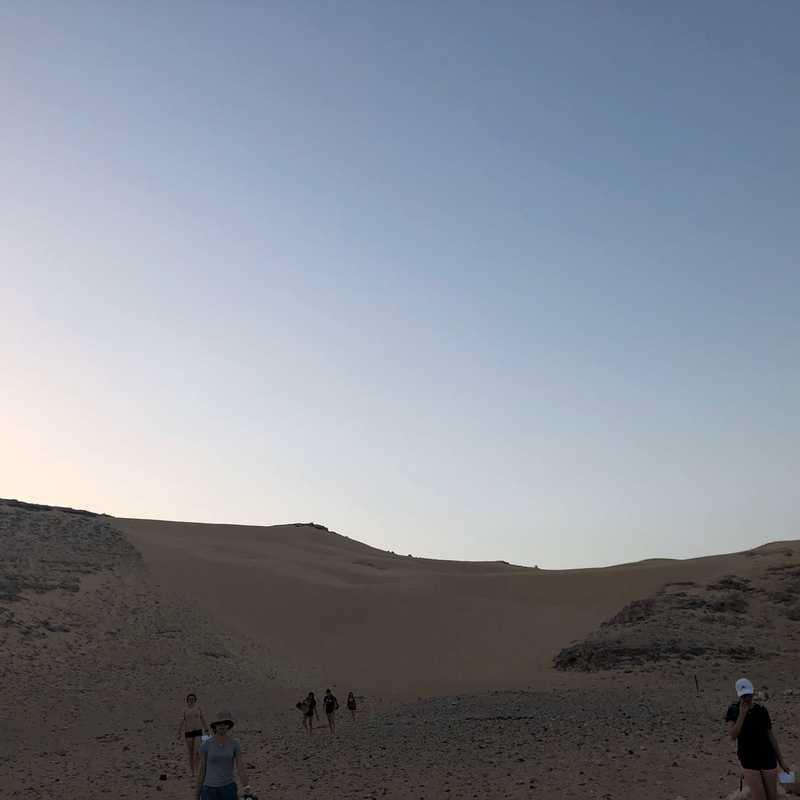 Dunes links
