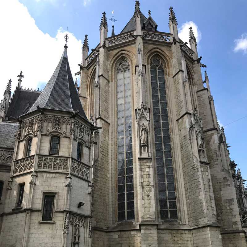 Church of Our Lady of Victories at the Sablon