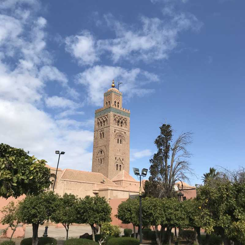 Marrakesh 2020 | 4 days trip itinerary, map & gallery