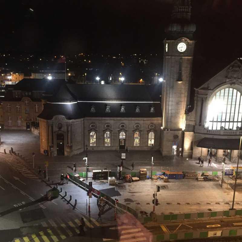Luxembourg, Gare Centrale