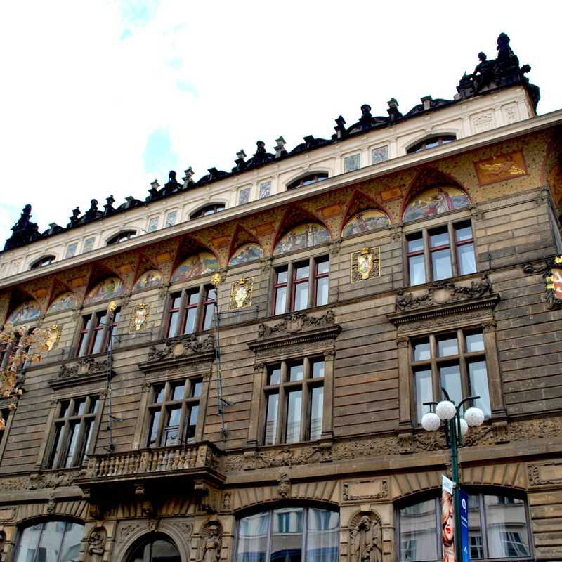 Pilsen Restaurant Prag