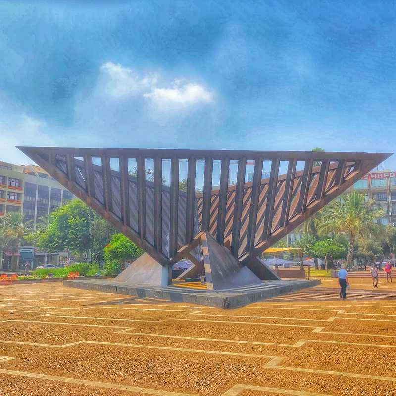 Itzhak Rabin Memorial