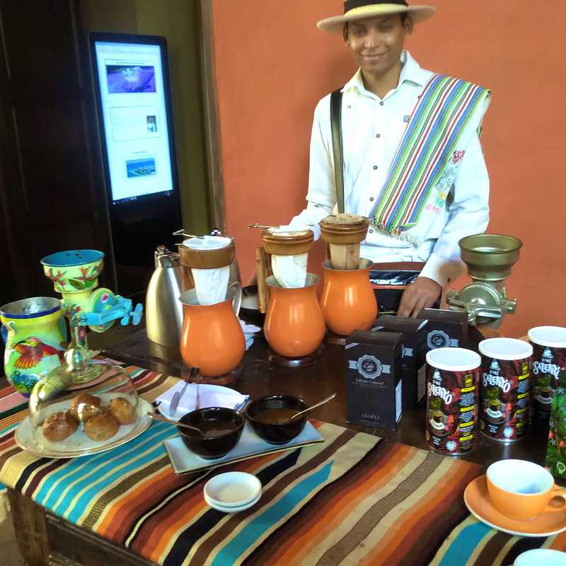 Coffee Tasting at Hotel