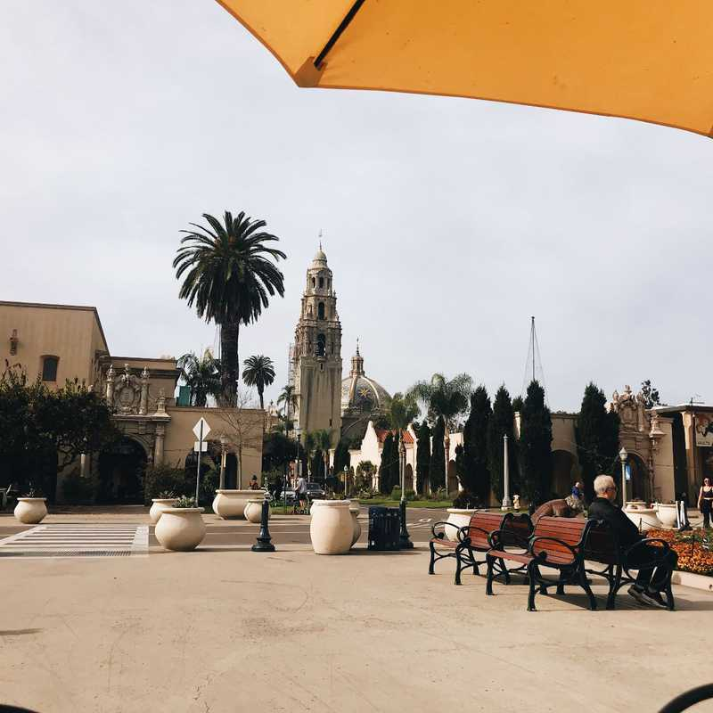 Place / Tourist Attraction: Balboa Park (San Diego, United States)