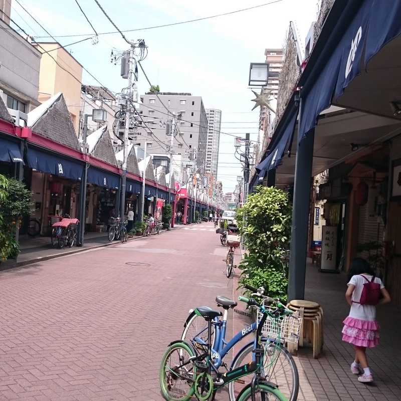Nishinaka Street