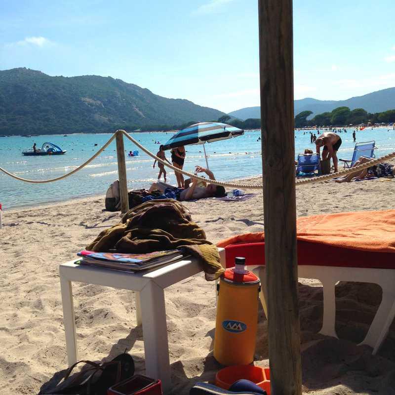 La Tonnara Beach