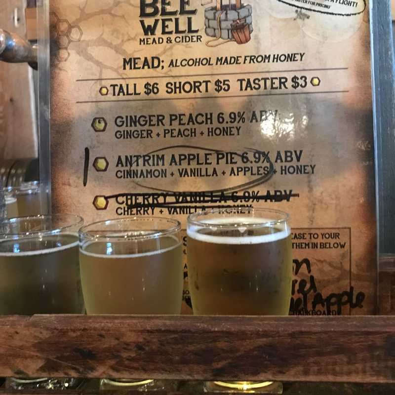 Bee Well Mead & Cider
