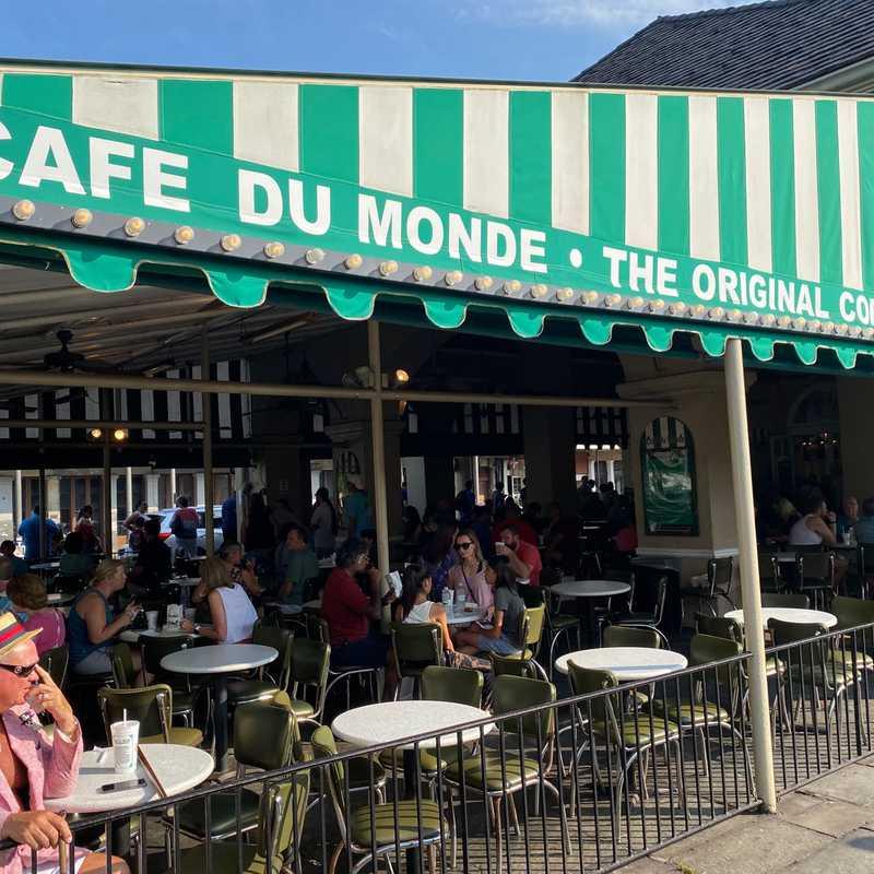 Café Du Monde Riverwalk