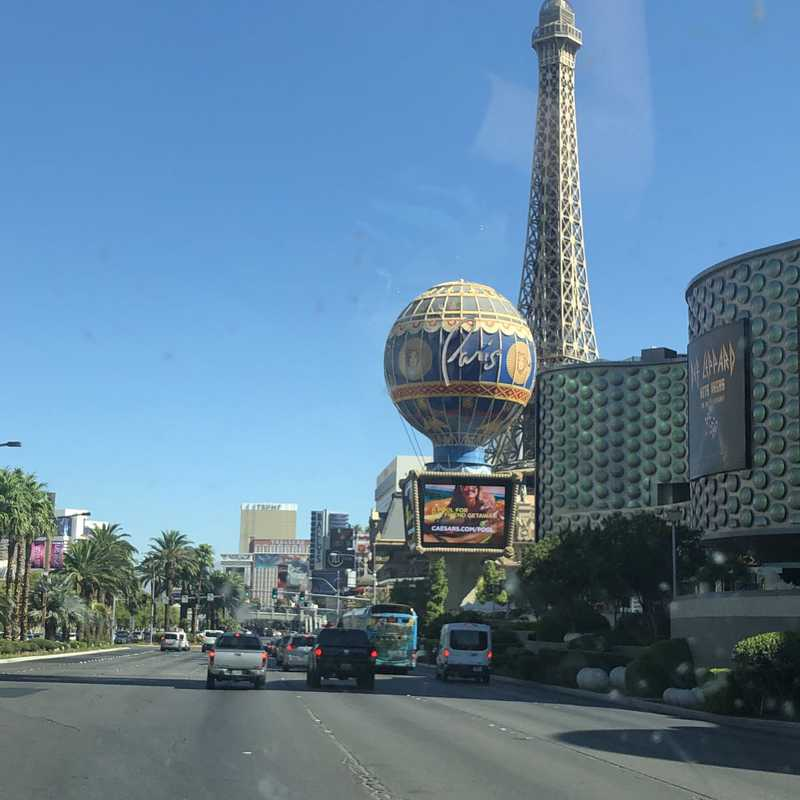 Trip Blog Post by @gwennberry: Las Vegas 2019 | 1 day in Aug (itinerary, map & gallery)