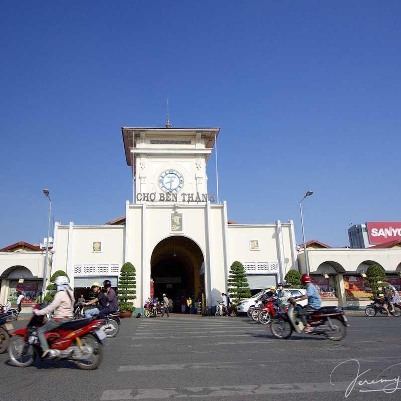 Ho Chi Minh City - Hoptale's Destination Guide