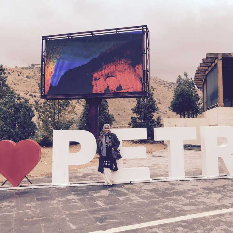 petra visitors center