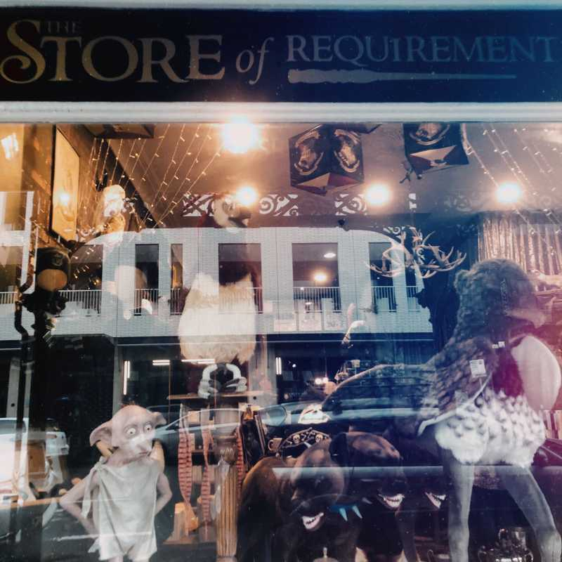 The Store of Requirement - Melbourne