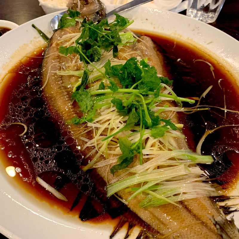 Lunch at Shanghai Bun