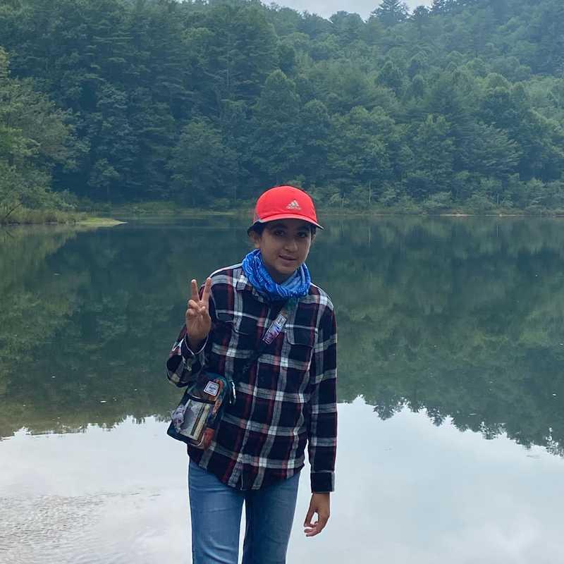 Black Rock Lake Trail