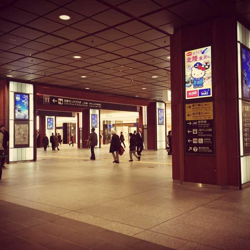 KANAZAWA STATION