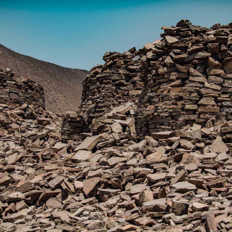 Al Ayn's Beehive Tombs