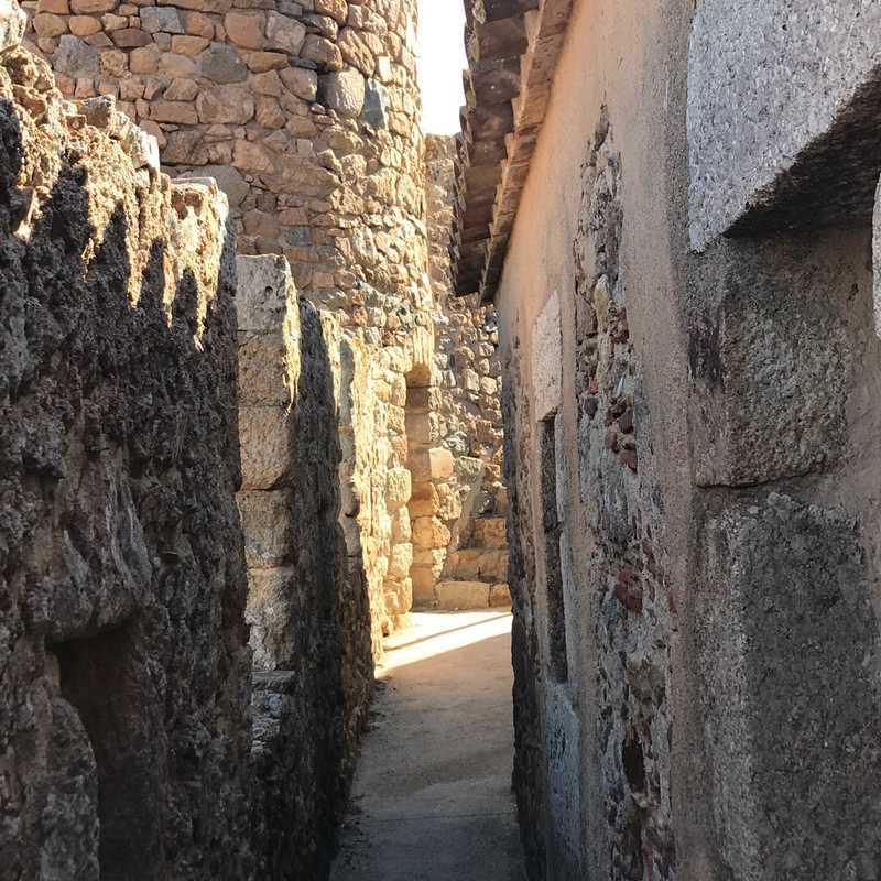 Muralles de Tossa