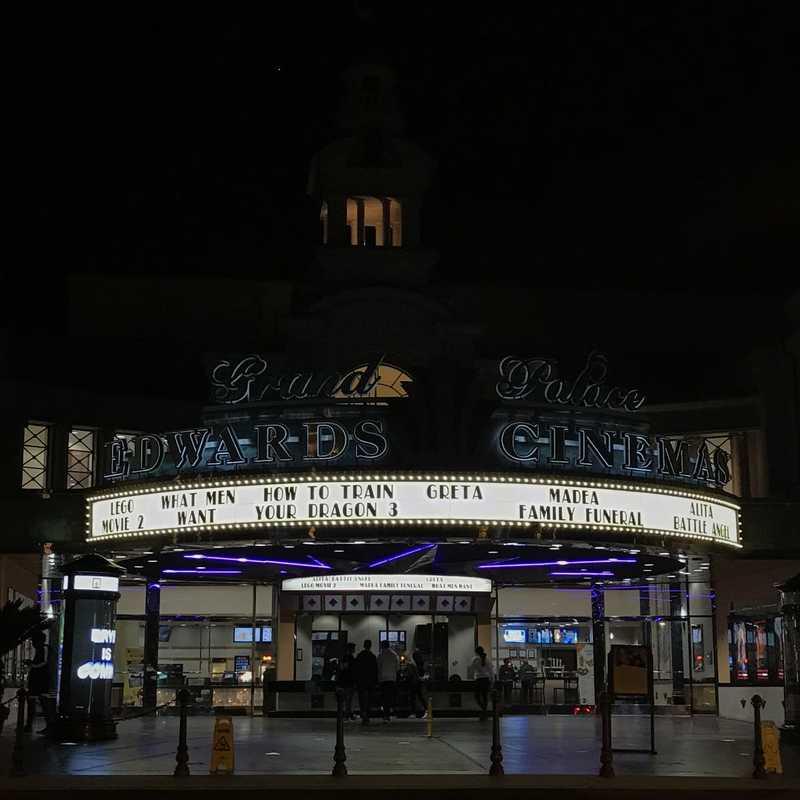 Grand Palace Edwards Cinema