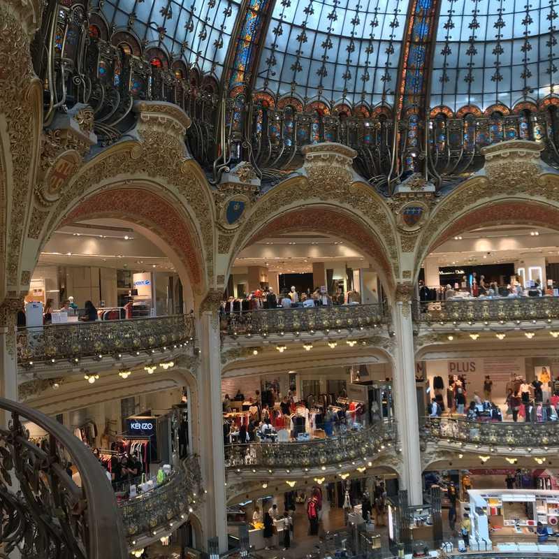 Galeries Lafayette Haussmann