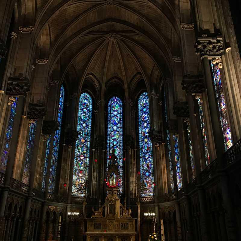 Notre-Dame-de-la-Treille Cathedral