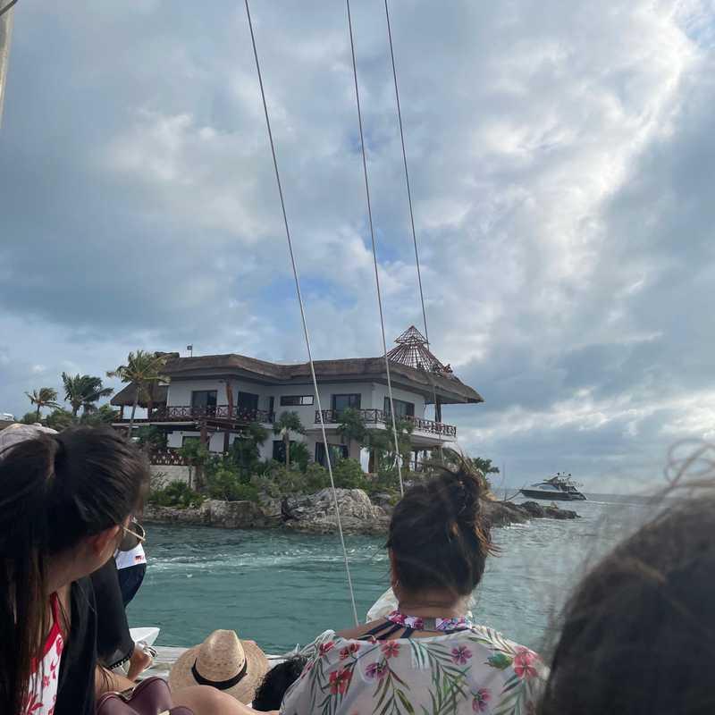 Marina Puerto Isla Mujeres