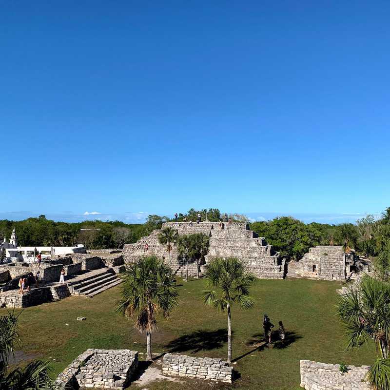 Zona Arqueológica Xcambó