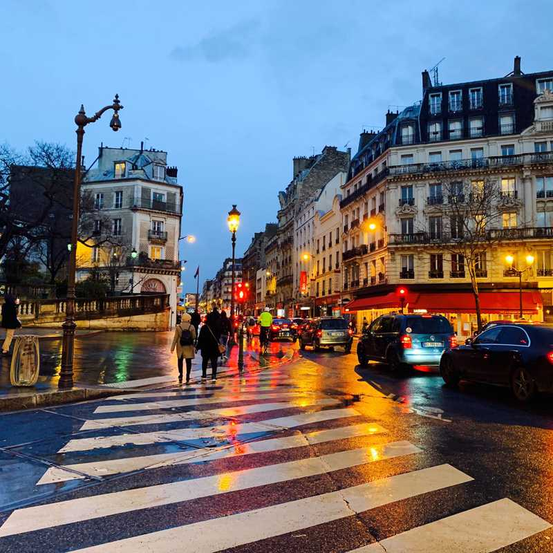 Trip Blog Post by @macerakitabim: Paris 2020 | 4 days in Feb (itinerary, map & gallery)