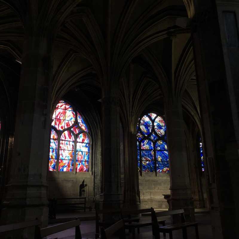 Église Saint Severin