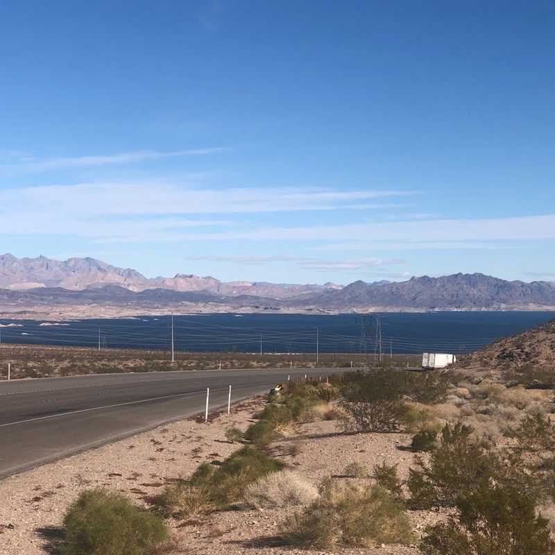 Lake Mead View Point