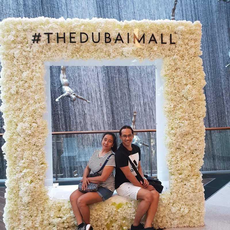 Place / Tourist Attraction: The Dubai Mall (Dubai, United Arab Emirates)