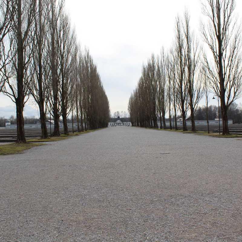 Dachau Concentration Camp Memorial Site