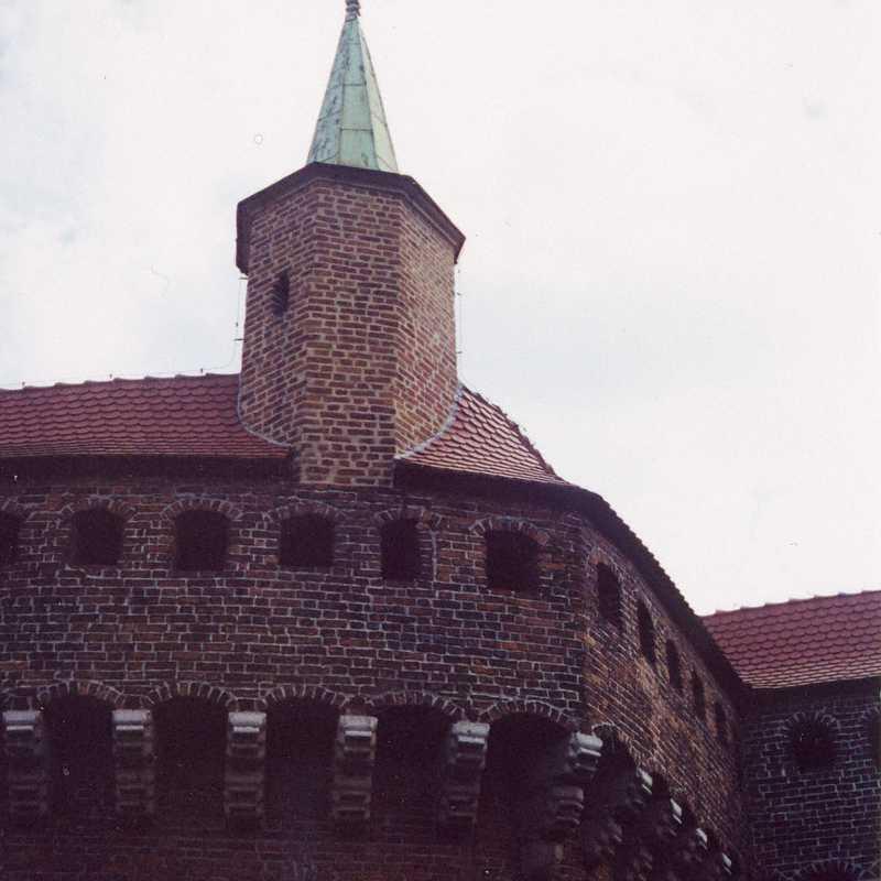 Barbakan Krakowski