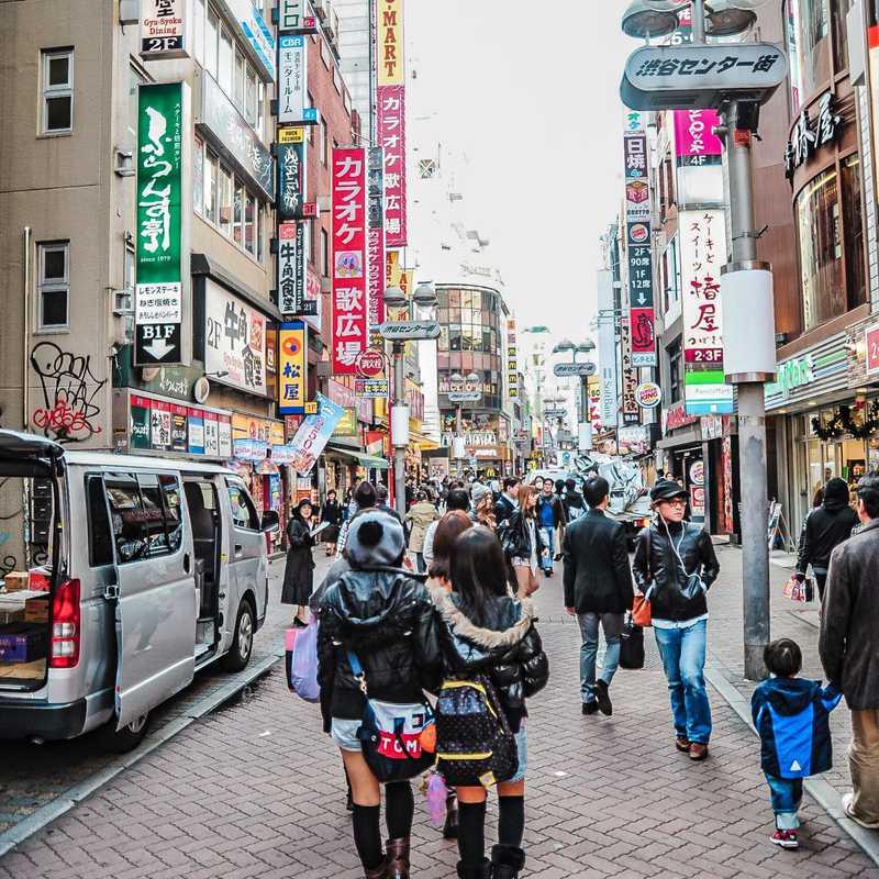 Shibuya City