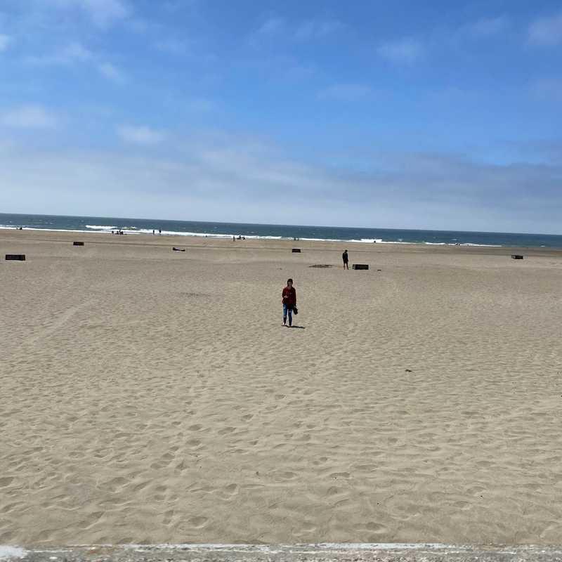 Ocean Beach Fire Pits