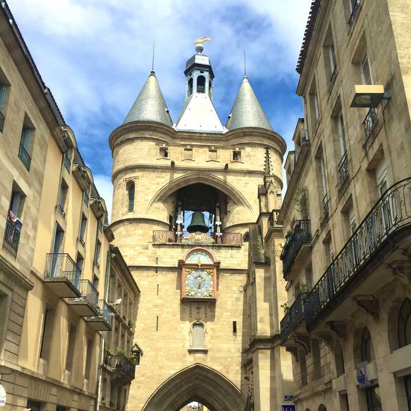The Big Bell of Bordeaux