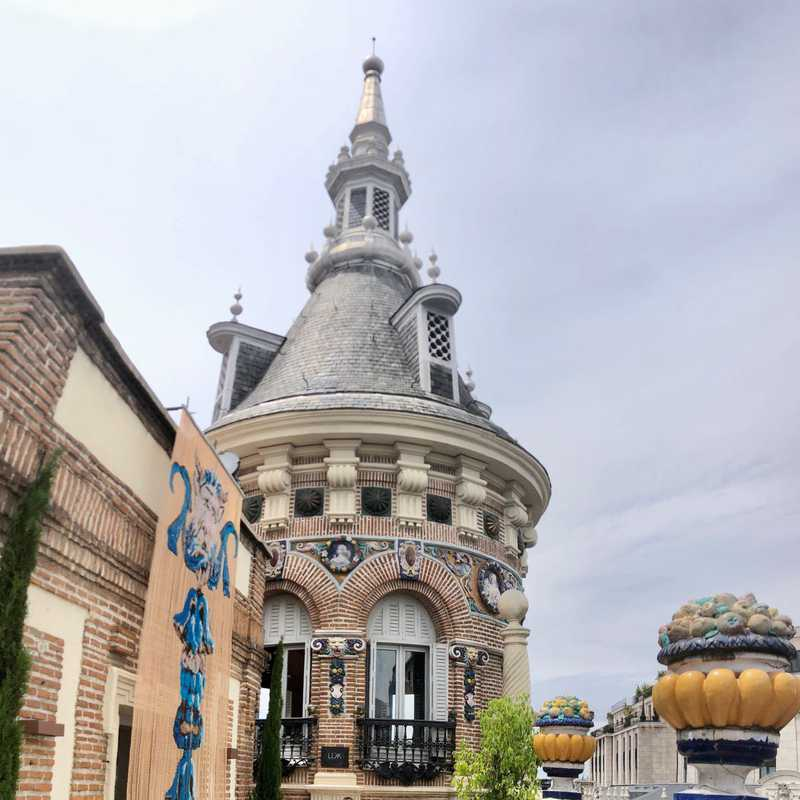 Trip Blog Post by @Charleseric: Casa Decor - Madrid 2021 | 1 day in May (itinerary, map & gallery)