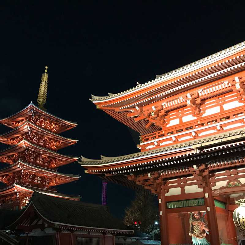 Japan Winter 2019 (Kanto) | 8 days trip itinerary, map & gallery