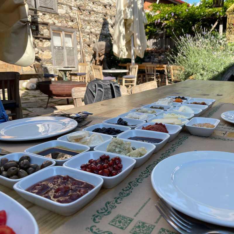 Ormana Berberoğlu Restaurant